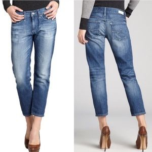 AG Adriano Goldschmied The Piper Crop ankle jeans